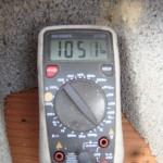 Le four est monté jusqu'à 1051°C!