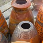 Tout le travail qui se fait ici est dans le but de pratiquer la poterie le plus simplement possible ...